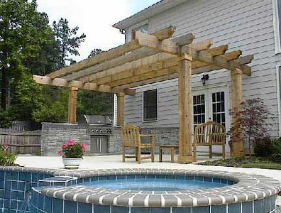 Outdoor Living: Sunrooms, Porches, Outdoor Kitchens, Decks & Patios