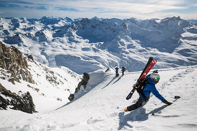 Ski Mountaineering / Tignes, France, 2018