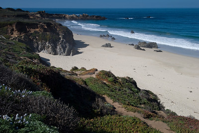 Garapata Beach — Big Sur, CA (where Brett & Sarira once spent an afternoon)