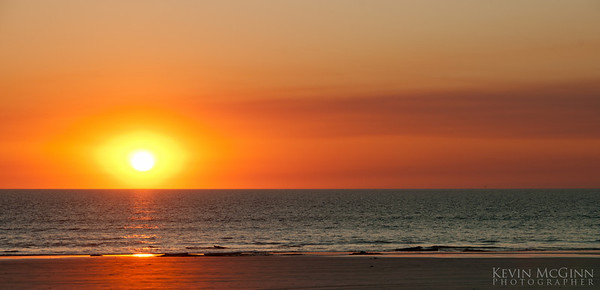 Sunset on Cable Beach.