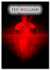 TED WILLLIAMS 1A