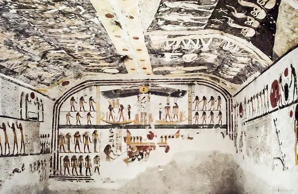 Grabkammer Ramses IV.