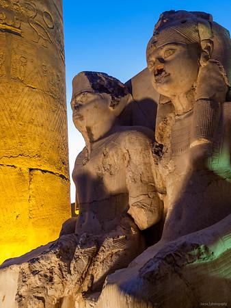 Tutanchamun und Anches-en-Amun