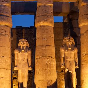 Hof Ramses II.