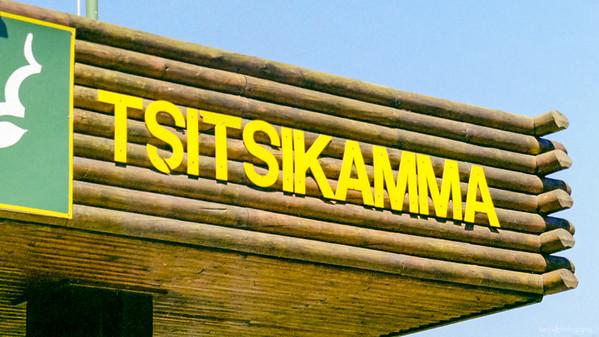 Tsitsikamma National Reserve