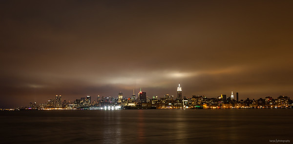New York City Nightshots (Freitag 28. September 2012)