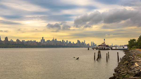 New York morning time (Freitag 21. September 2012)