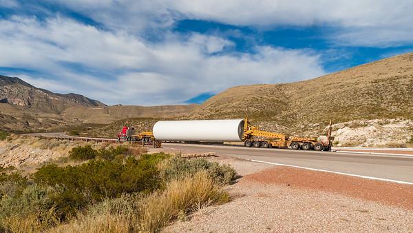 Way to El Paso/Las Cruces