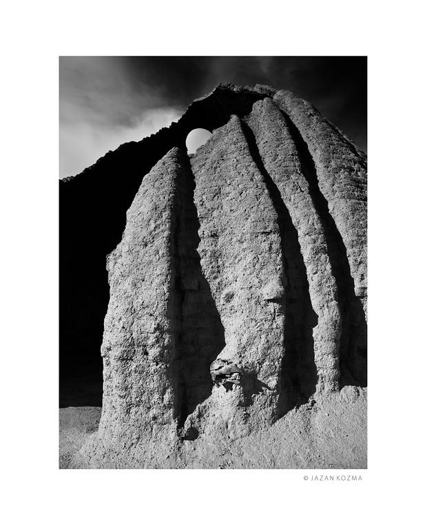 Owens Lake - Cottonwood Charcoal Kiln