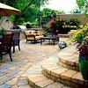Pavingstone patio