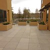 Concrete pavers Textured finish