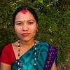 NEPALESE. GIRL.