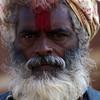 WISE MAN. SADHU. PASHUPATINATH. KATHMANDU. NEPAL.