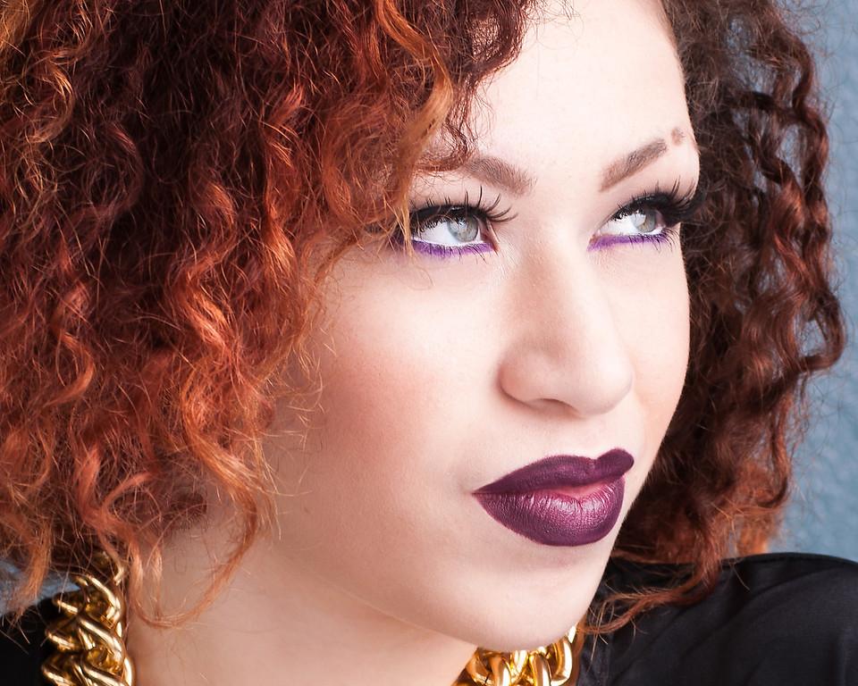 Make-Up Artist - Javae Sanchez