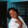 SANTIAGO DE CUBA. BAKERY LADY. SANTIAGO DE CUBA PROVINCE. CUBA. [2]