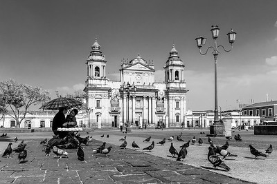Plaza de la Constitución - Guatemala ciudad