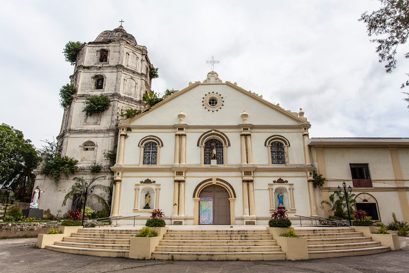 CABUGAO. ST. MARK'S CHURCH.