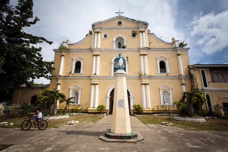 MAGSINGAL. ST. WILLIAM'S CHURCH.