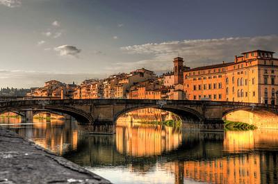 FirenzeMornBridge