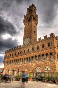 Uffizi Clock
