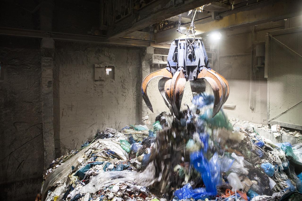 Müllheizkraftwerk Rosenheim