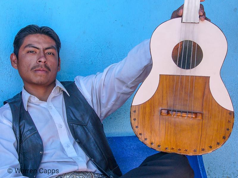 Church Guitarist