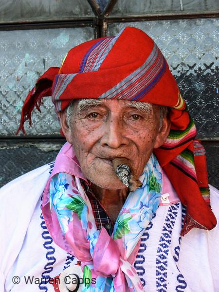 Mayan Shaman