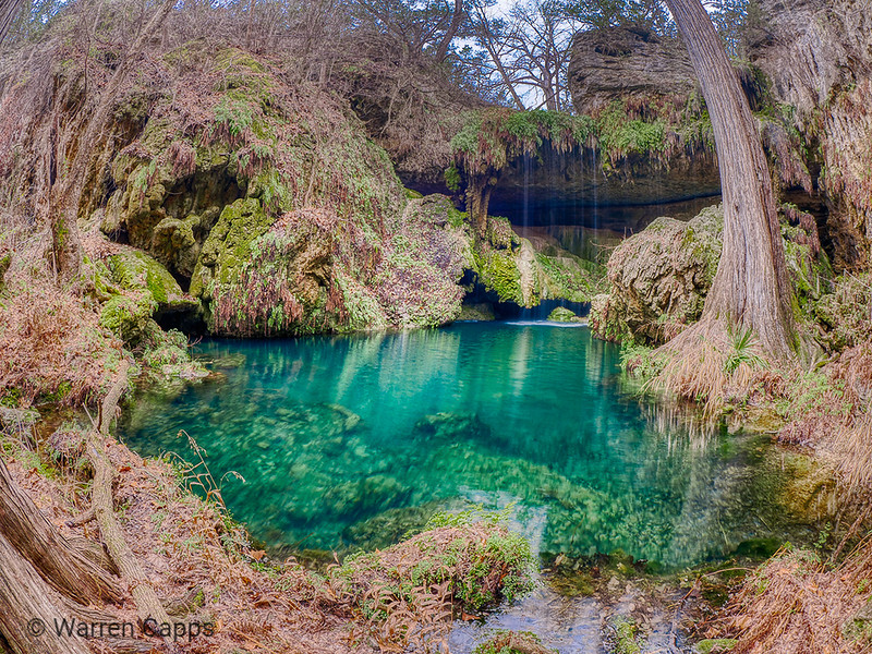 West Cave Preserve, Dripping Springs TX