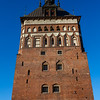 Medieval Prison Tower in Gdansk, Poland