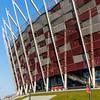 National Stadium (Stadion Narodowy) in Warsaw, Poland - Europe