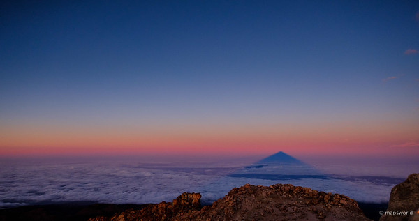 Teide Shadow