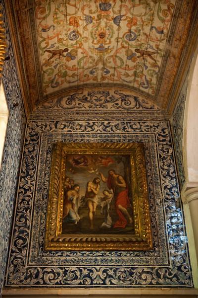 OBIDOS. CHURCH OF SANTA MARIA. INTERIOR [9]