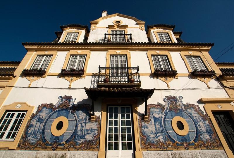 HOUSE OF JOSE MARIA DA FONSECA. AZEITAO, PORTUGAL.