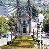 GUIMARAES. IGREJA DE NOSSA SENHORA DA CONSOLACAO E SANTOS PASSOS CHURCH. [2]