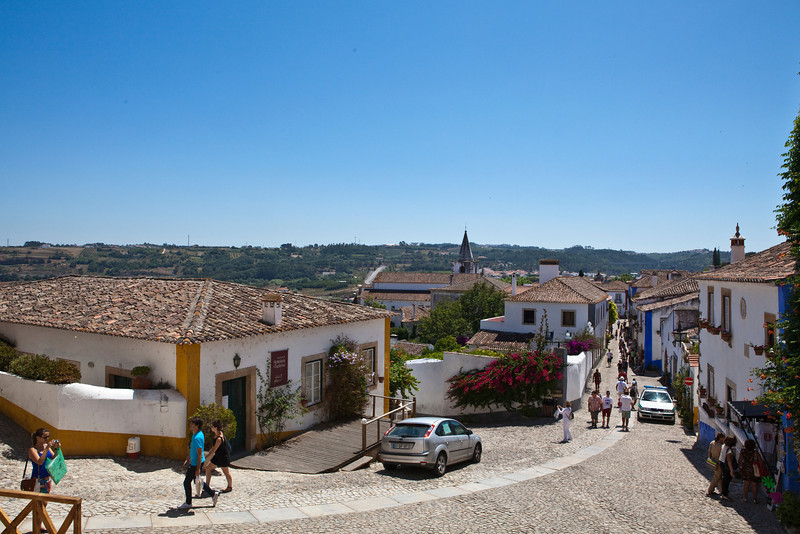 OBIDOS. OLD TOWN.