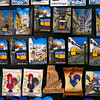 LISBON. PORTUGAL. TOURIST MERCHANDISE. LISBON MAGNETS. [3]
