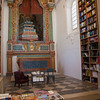 OBIDOS. BOOKSHOP INSIDE AN OLD CHURCH. [3]