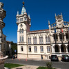 SINTRA. PORTUGAL. TOWN HALL.