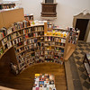 OBIDOS. BOOKSHOP INSIDE AN OLD CHURCH. [1]