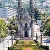GUIMARAES. IGREJA DE NOSSA SENHORA DA CONSOLACAO E SANTOS PASSOS CHURCH.