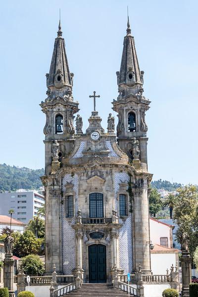 GUIMARAES. IGREJA DE NOSSA SENHORA DA CONSOLACAO E SANTOS PASSOS CHURCH. [4]