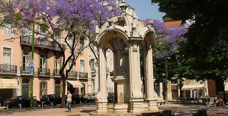 BAIXO CHIADO. LISBON. PORTUGAL.