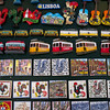 LISBON. PORTUGAL. TOURIST MERCHANDISE. LISBON MAGNETS. [2]