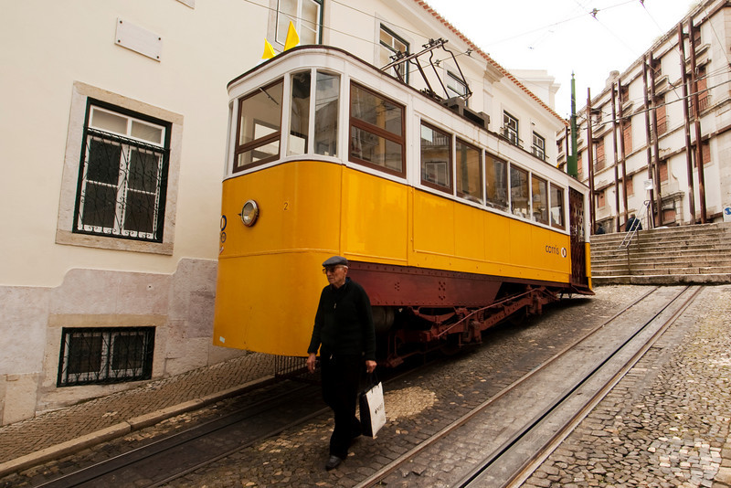 CITY OF LISBON.  PORTUGAL.