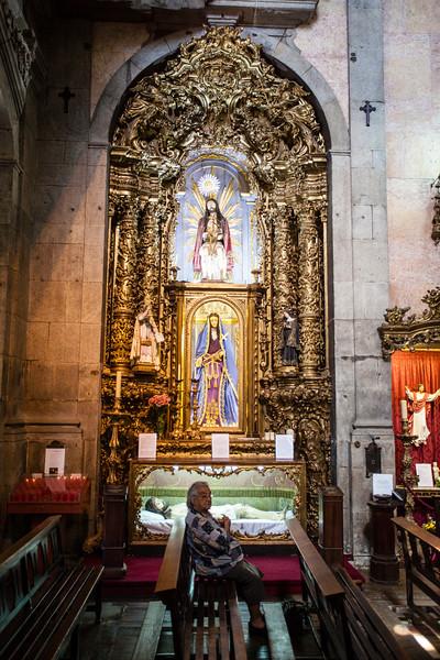 PORTO. IGREJA DO CARMO ROMAN CATHOLIC CHURCH.