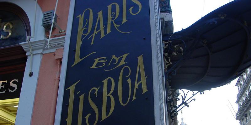 LISBON. BAIXO CHIADO. PARIS EM LISBOA STORE.