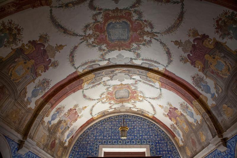 OBIDOS. CHURCH OF SANTA MARIA. INTERIOR [11]