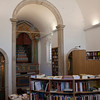 OBIDOS. BOOKSHOP INSIDE AN OLD CHURCH. [2]