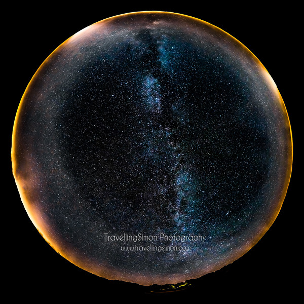 The Universe is a Bubble