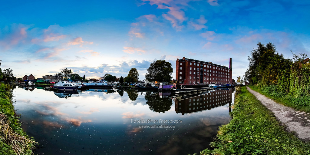 Hovis Mill Panorama October 2016